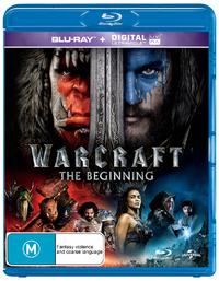 Warcraft: The Beginning on Blu-ray image