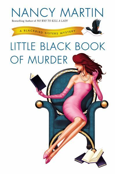 Little Black Book of Murder by Nancy Martin