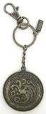 Game of Thrones Targaryen Shield Keychain
