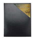 Headline View A4 Deluxe Leatherette Display Folder