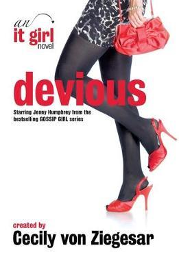 Devious: An It Girl Novel by Cecily Von Ziegesar image