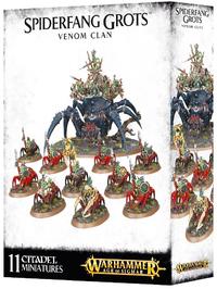 Warhammer Age of Sigmar: Spiderfang Grotz Venom Clan image