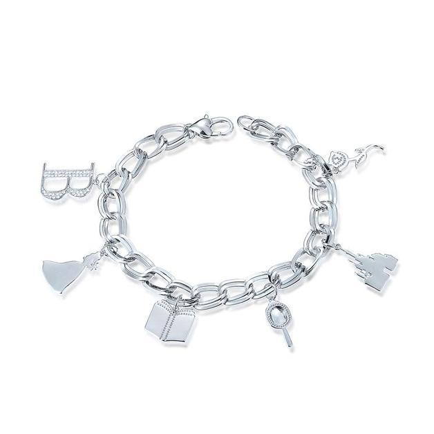 1fa7d2297 Disney: Princess Belle Charm Bracelet | at Mighty Ape NZ