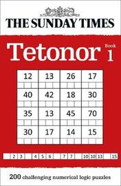 The Sunday Times Tetonor Book 1 by The Times Mind Games