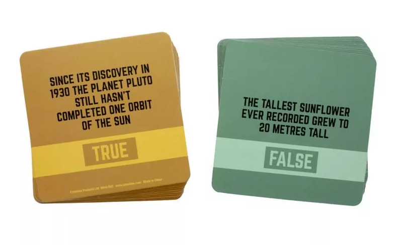 Paladone: Coaster Games - Truth or Dare image