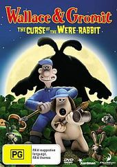 Wallace & Gromit - The Curse Of The Were-Rabbit on DVD