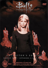 Buffy The Vampire Slayer Season 2 Vol 1 Collection on DVD