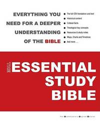 Essential Study Bible-CEV image