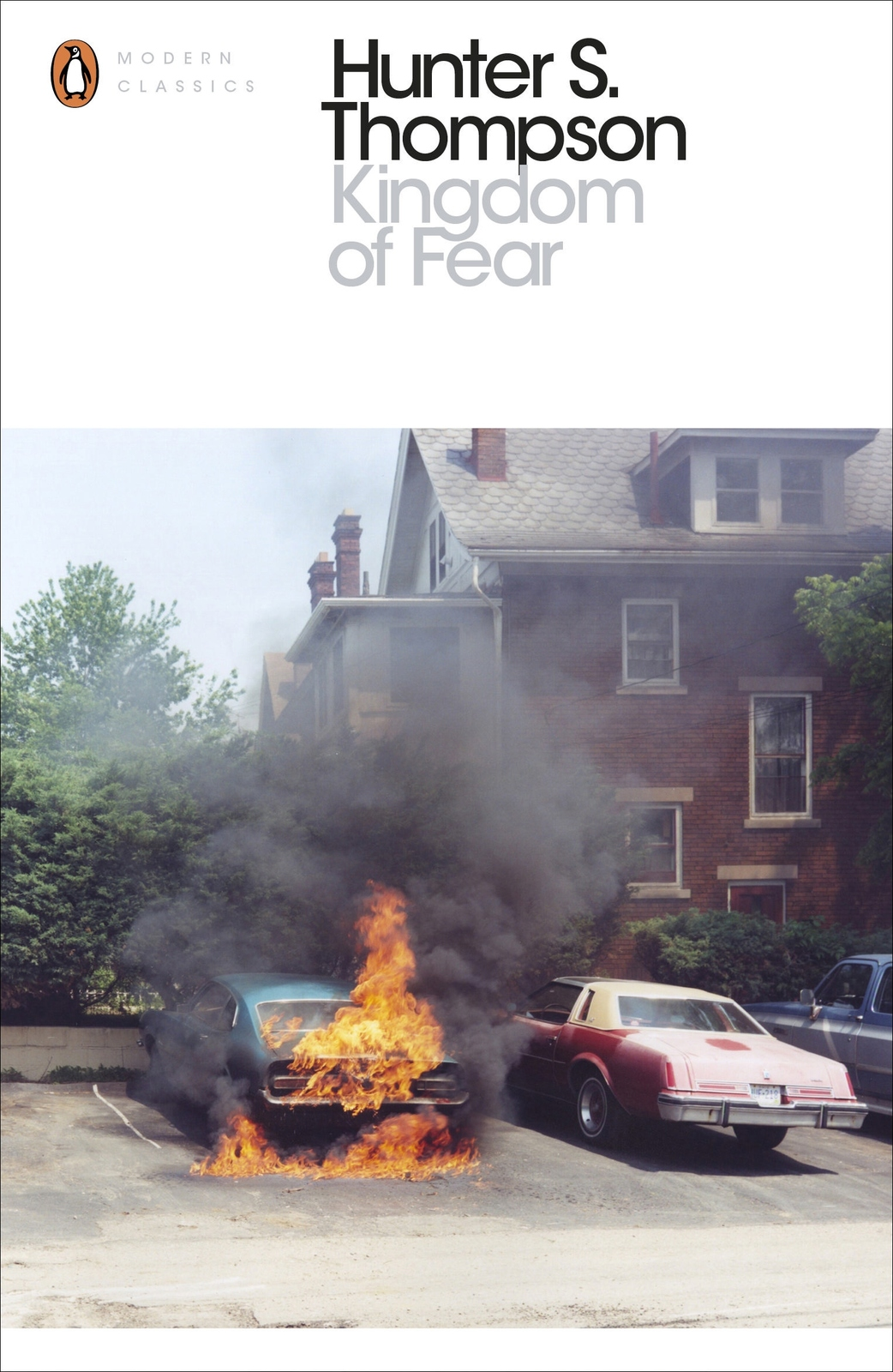 Kingdom of Fear by Hunter S Thompson image