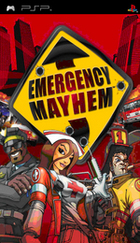 Emergency Mayhem for PSP