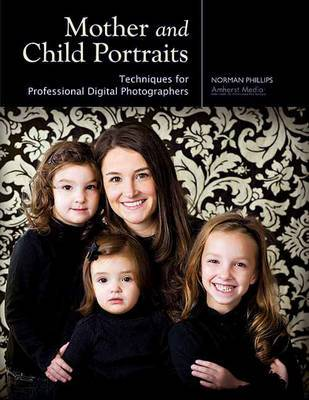 Mother And Child Portraits by Norman Phillips