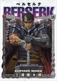 Berserk Volume 38 by Kentaro Miuara