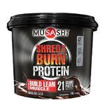 Musashi Shred and Burn - Chocolate (1.6kg)