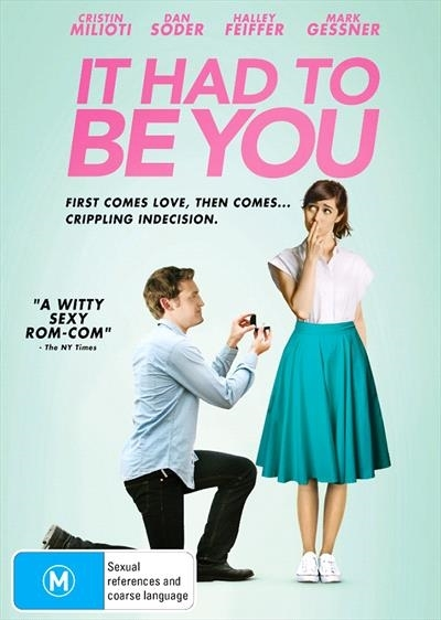 It Had to Be You on DVD image