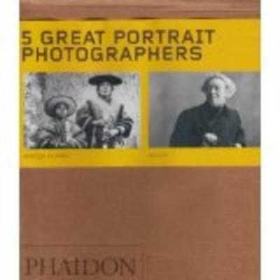 Five Great Portrait Photographers by Phaidon image