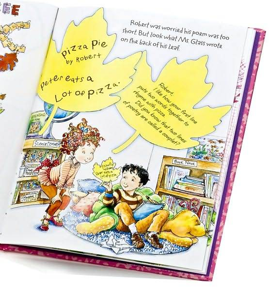 Fancy Nancy: Poet Extraordinaire! by Jane O'Connor image
