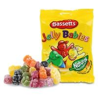 Bassetts Jelly Babies (190g) image