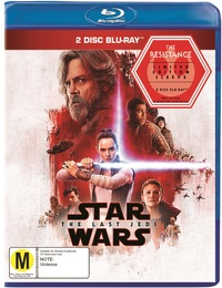 Star Wars: The Last Jedi - Light Side (BD+Bonus) on Blu-ray