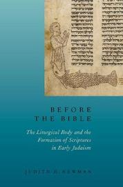Before the Bible by Judith Newman