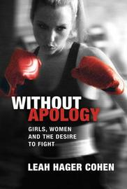 Without Apology by Leah Cohen image