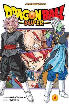 Dragon Ball Super, Vol. 4 by Akira Toriyama image