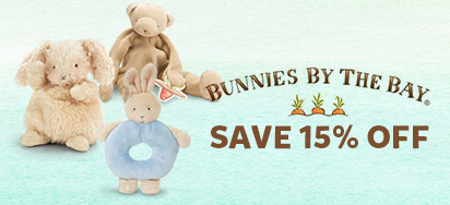 15% off Bunnies By The Bay