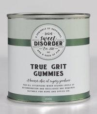 Sweet Disorder: True Grit Gummies (150g)