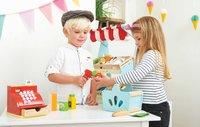 Le Toy Van: Groceries & Scanner - Wooden Playset