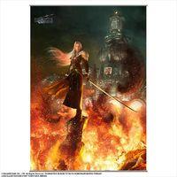 Final Fantasy VII Remake: Wall Scroll Vol.2