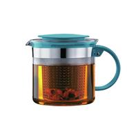 Bistro Nouveau Tea Pot - Petrol (1.5L)
