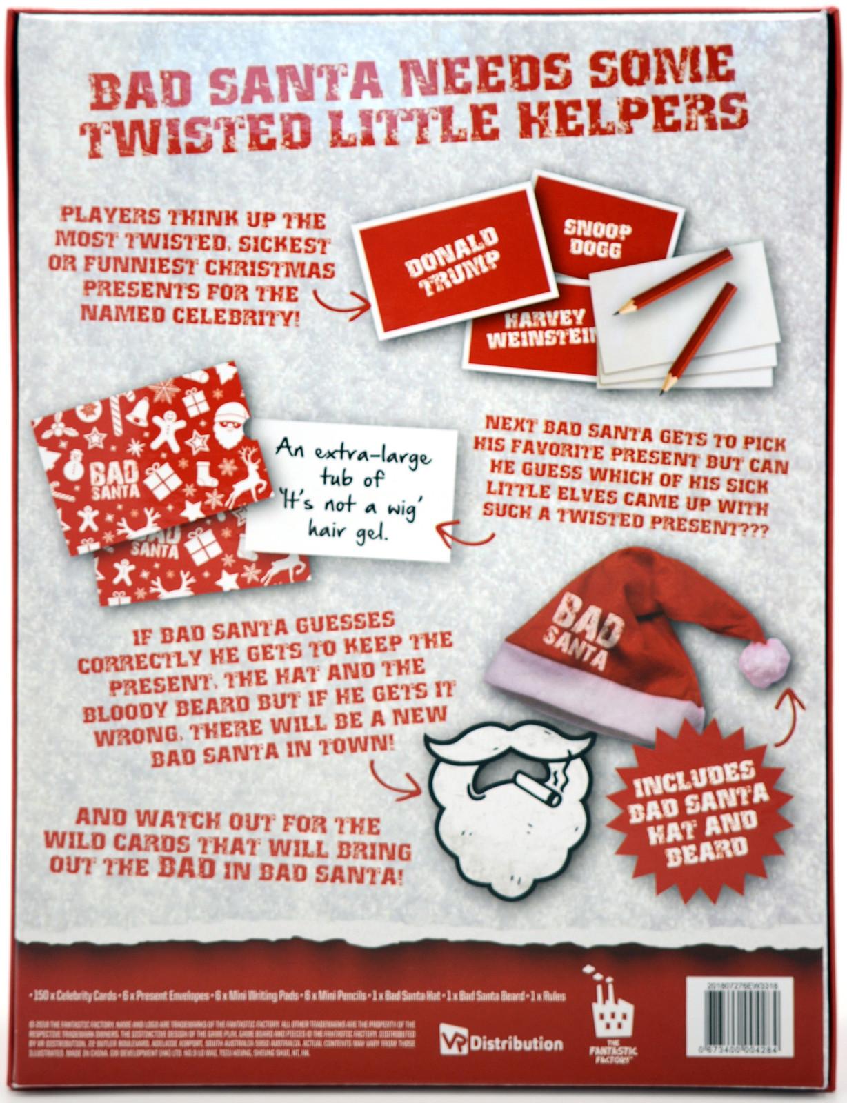 Bad Santa - Party Game image