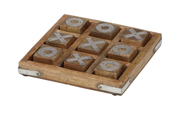Amalfi: Noughts & Crosses Game (15x15cm)