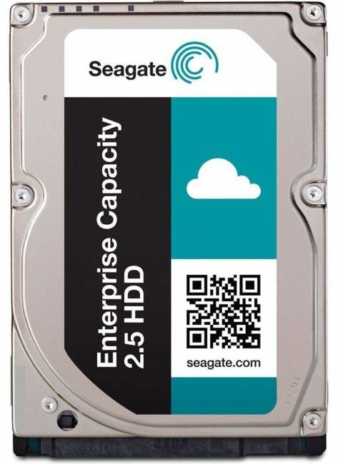"1TB Seagate Enterprise Capacity 2.5"" 7200RPM SATA HDD"