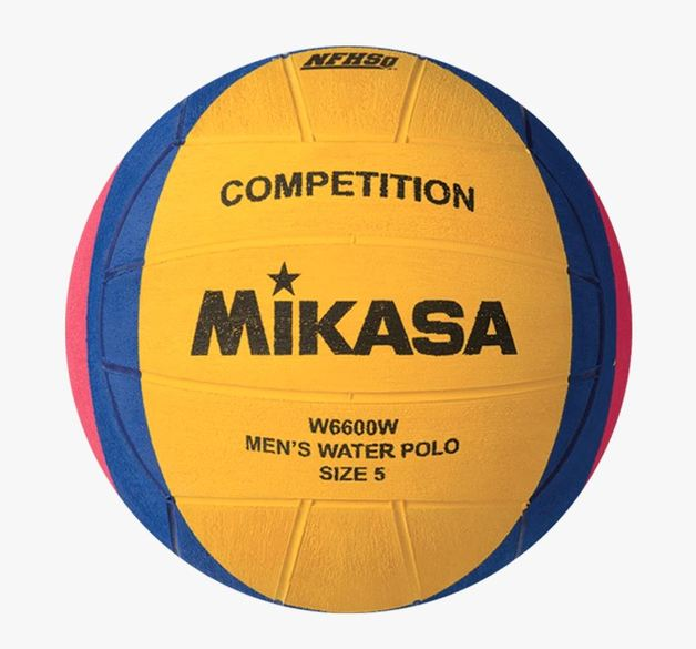Mikasa W6600W Water Polo Ball (Size 5)