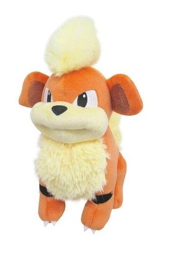 Pokemon: Growlithe - Small Plush