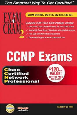 CCNP Exam Cram 2 Bundle by Que Corporation image
