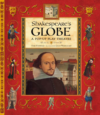 Shakespeare's Globe by Toby Forward image