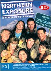 Northern Exposure - Season 1 (2 Disc Set) on DVD