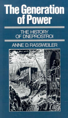 The Generation of Power by Anne D. Rassweiler image