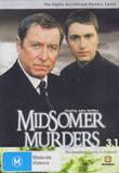 Midsomer Murders - Vol. 3.1 on DVD