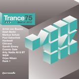 Trance 75 Best Of 2012 (3CD) by Various