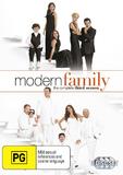 Modern Family - The Complete Third Season on DVD
