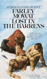 Lost In The Barrens by Farley Mowat image