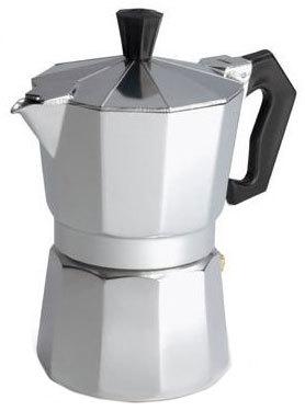 Casa Barista Classic 9 Cup Aluminium Espresso Maker image