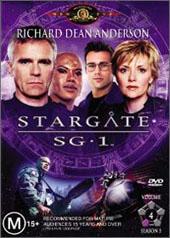 Stargate SG-1 - Season 5 Volume 4 on DVD