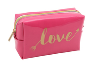 Oh So Pretty - Love Wash Bag