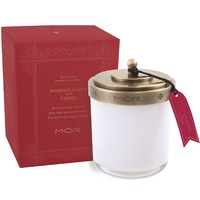 MOR Fragrant Candle - Pomegranate & Cassis