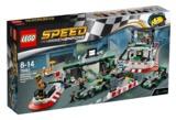 LEGO Speed Champions - Mercedes Amg Petronas Formula One Team (75883)