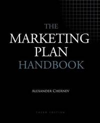 The Marketing Plan Handbook by Alexander Chernev