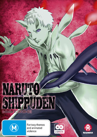 Naruto Shippuden: Collection 31 (Eps 388-401) on DVD